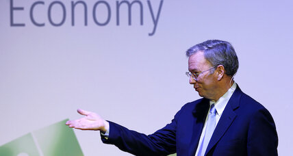 Eric Schmidt: Google hoping for an Android 'in every pocket'