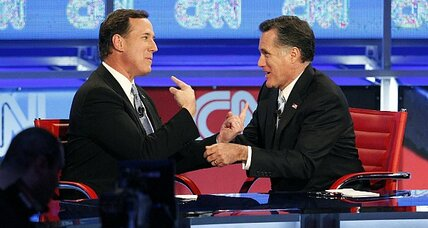 Romney vs. Santorum: Down to the wire in Michigan and Arizona