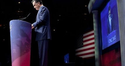 Ode to conservatism at CPAC, Romney-style