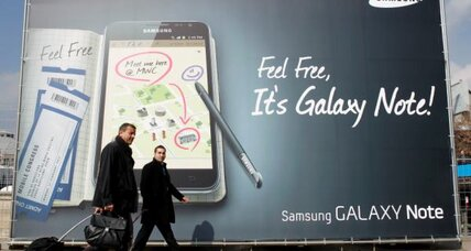 Samsung Galaxy Tab 2, 'beam' phone unveiled
