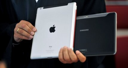 Tablet computers: Samsung wins round against Apple
