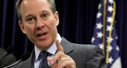 Mortgage settlement won't end probes: NY attorney general