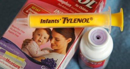 Infant Tylenol recall: new setback for Johnson & Johnson
