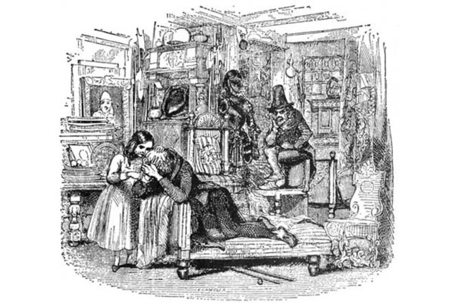 """Charles Dickens: His 10 most memorable characters - Ebenezer Scrooge of """"A Christmas Carol ..."""