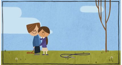 Valentine's Day and 5 other great Google doodles