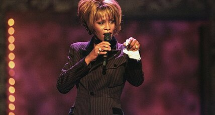 Whitney Houston was the golden girl of the music industry