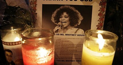 Whitney Houston funeral: Family and friends gather for last goodbye