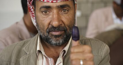 Yemen election hints at Arab Spring's deeper meaning