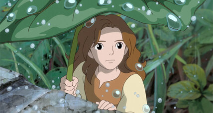 Disney's 'The Secret World of Arrietty': movie review (+trailer)