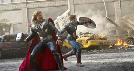 'The Avengers' trailer shows invading aliens and the Hulk in action