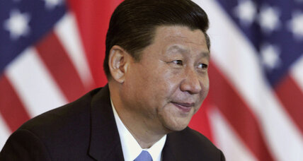 US, China face 'trust deficit' as China's heir apparent visits