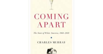 'Coming Apart': Charles Murray sees an America divided, but not by race