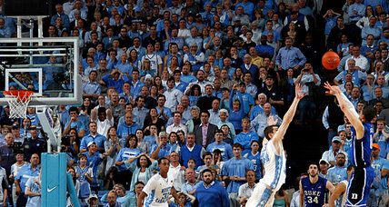 Duke upsets North Carolina with buzzer-beater