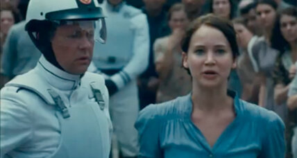 'The Hunger Games': 10 favorite scenes