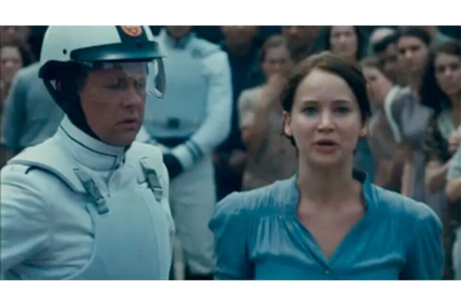 Katniss Volunteers In Prim S Place Csmonitor Com