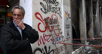 Despite riots, Greece pushes ahead with austerity