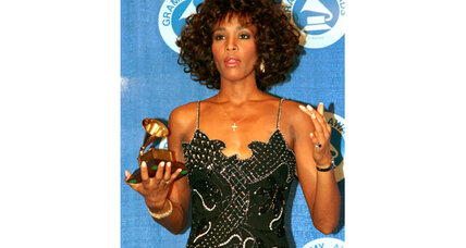 Whitney Houston: Her Grammy wins