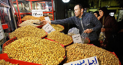 Sanctions on Iran: Iranians face shortages of rice, corn, and cooking oil