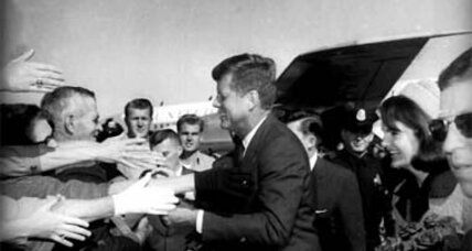Former White House intern claims to have had an affair with JFK in a new book