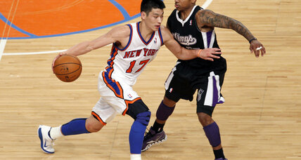 'Linsanity' update: All-Star appearance, new Nike shoe for Jeremy Lin