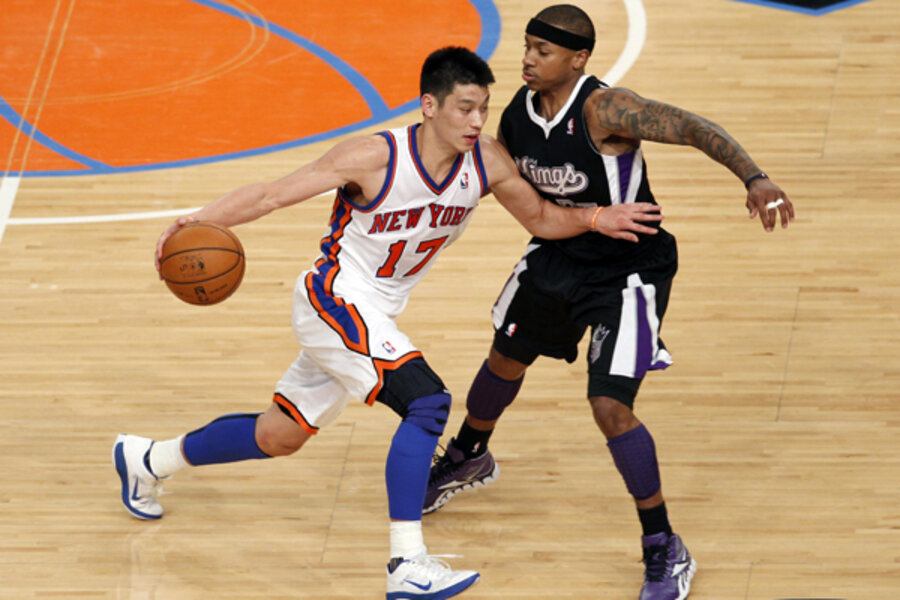 brand new ecef2 c96e4 Linsanity' update: All-Star appearance, new Nike shoe for ...