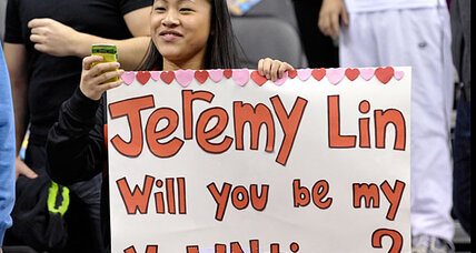 The Jeremy Lin Show goes global (+video)