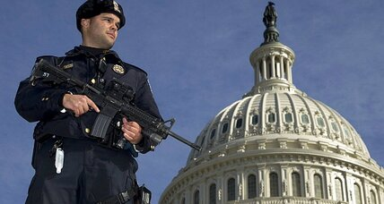 US Capitol suicide bomb plot foiled: How to catch a 'lone wolf'