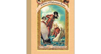 A new series for 'Series of Unfortunate Events' author Lemony Snicket