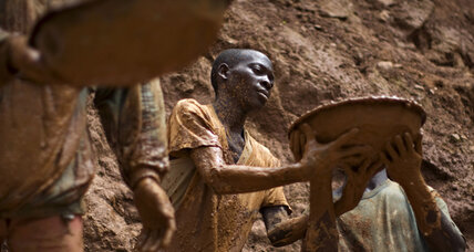 Nokia publishes policy on African conflict minerals