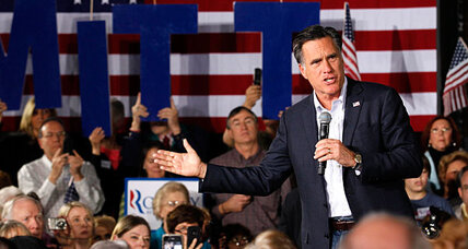 Mitt Romney draws more Wall Street donations than Obama