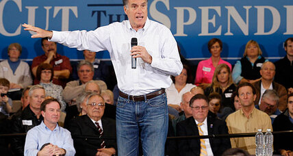 Mitt Romney: His super PAC burn rate soared in January