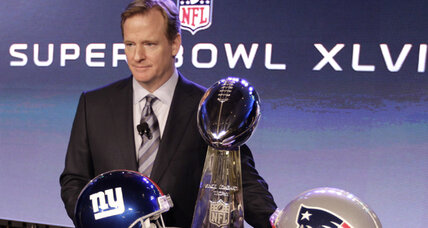Now that the Super Bowl's over, a letter to NFL commissioner Roger Goodell
