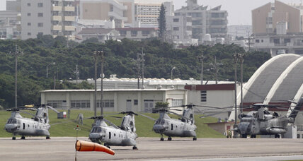 How Japan, US may break 18-year deadlock over Okinawa base