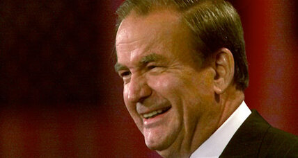 Why did MSNBC drop Pat Buchanan?