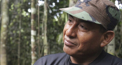 Peru captures rebel leader. Is this the end of the Shining Path?