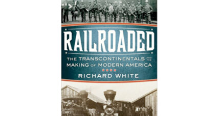 Railroad historian says California is on wrong track