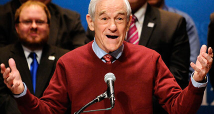 Why Ron Paul says Mitt Romney can be caught