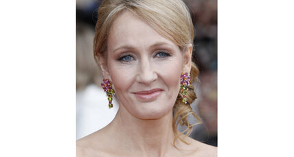 "A new book from J.K. Rowling – like ""a followup to the Bible""?"