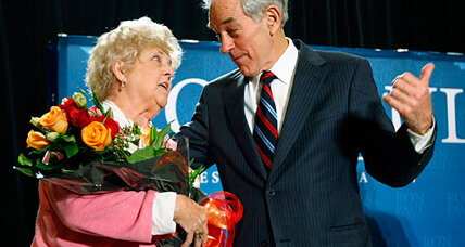 Ron Paul (and Carol) celebrate 55 years of marriage