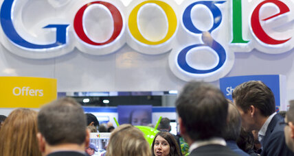 Google and Microsoft square off over online privacy concerns