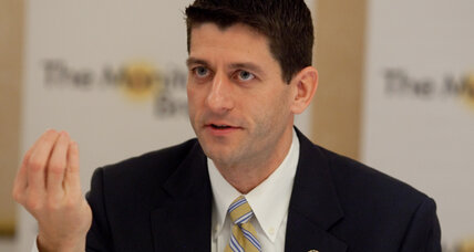 Paul Ryan as GOP vice presidential candidate? He doesn't say no (+video)