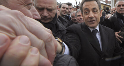 Sarkozy seeks presidency again, promising 'strong France'