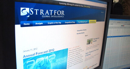 WikiLeaks publishes Stratfor e-mails. What's in them?