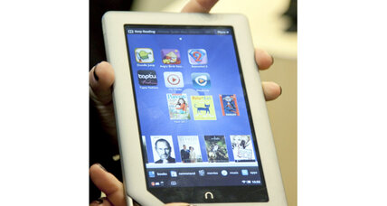 Barnes & Noble: on the offensive with a $199 Nook Tablet