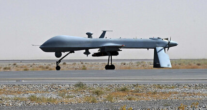 US drone strikes in Pakistan on rise again