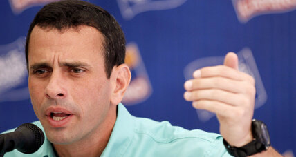 Venezuela's opposition unites around Capriles. Can he beat Chavez?