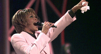 Whitney Houston: a singing sensation silenced too soon