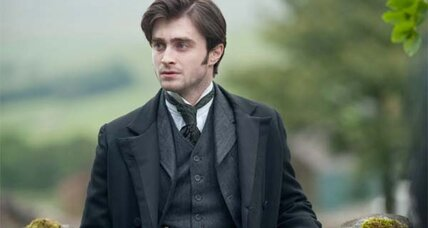 'The Woman in Black': Daniel Radcliffe talks about his new film role