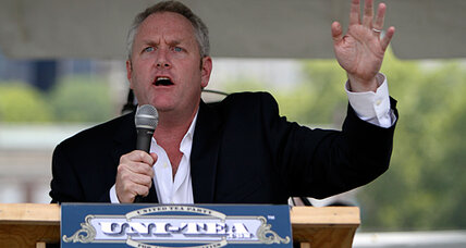 Andrew Breitbart, a 'happy warrior,' rallied the right and vexed the left (+video)