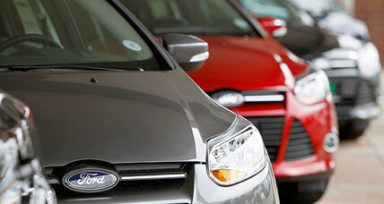 Car sales surge in February at a pace not seen since early 2008